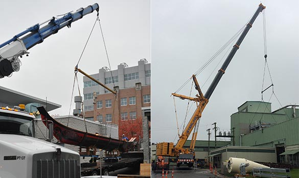 truck and large crane services